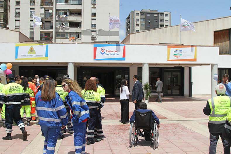 """Da """"luoghi perduti"""" a Case per il volontariato: storie di rinascita in Sicilia"""