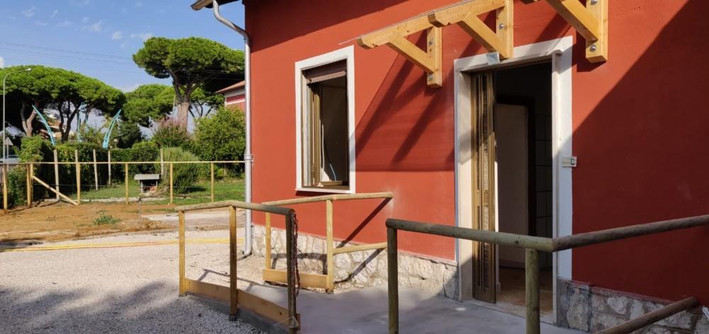 La casa cantoniera di Borgo Grappa diventa la Stazione del sole per promuovere il turismo lento